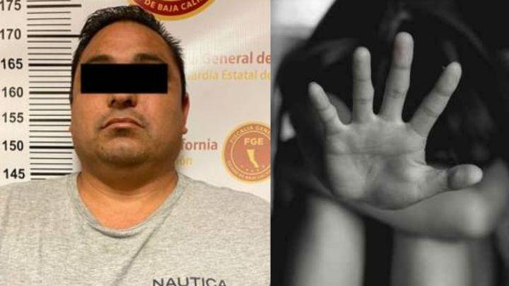 Infierno en Mexicali: Policía se emborrachaba y abusaba de niña de 15 años; es su familiar