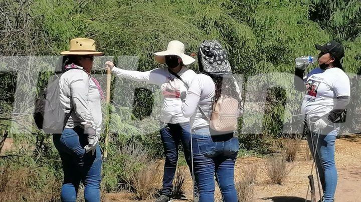 Sonora: Fiscalía presume acuerdos con líderes de colectivos; ellas afirman estar inconformes