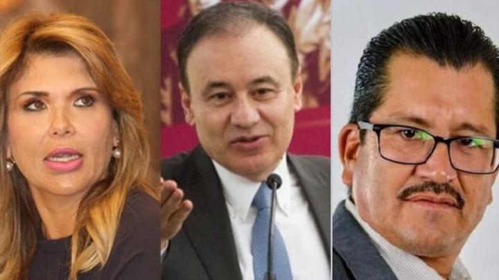 Alfonso Durazo y Claudia Pavlovich condenan homicidio de periodista guaymense Ricardo Domínguez