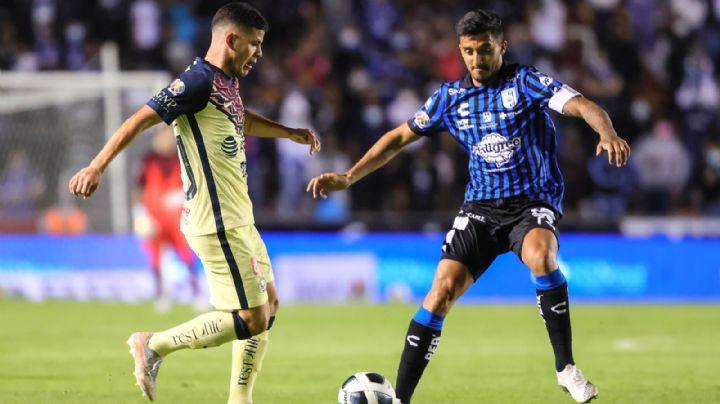 Se callan el grito; América y Gallos abren el Apertura 2021 con somnífero empate