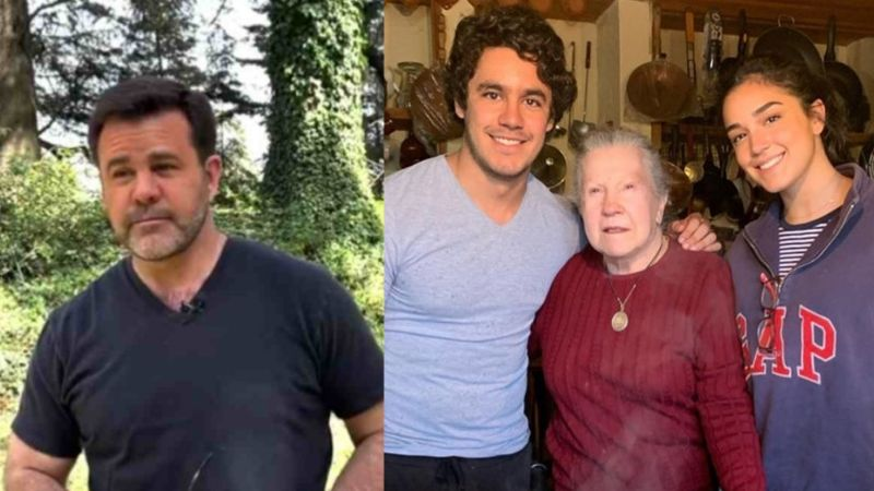 """¡Tragedia en Televisa! Eduardo Capetillo, devastado por salud de su mamá: """"No sabemos si va aguantar"""""""