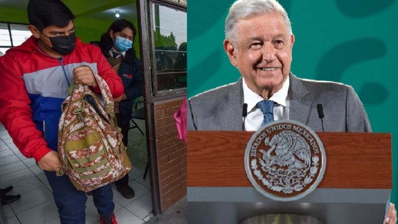 Sin vacunas y con rebrote de Covid-19: AMLO insiste en regreso a clases presenciales en México