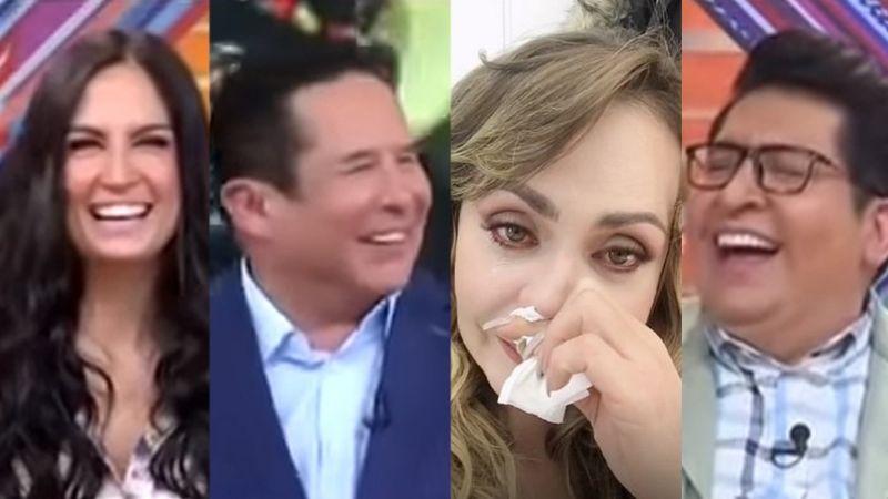 Gustavo Adolfo Infante confirma que embargará a Gaby Spanic; todo 'Sale el Sol' se burla en vivo