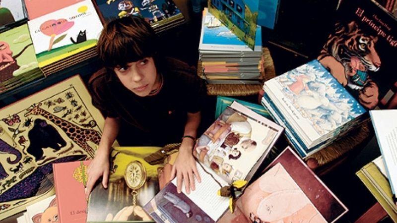 Inicia el Festival de Literatura Infantil y Juvenil en la librería-café 'El Andén'