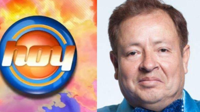 Shock en Televisa: Tras ser dado por muerto, dan alarmante noticia sobre Sammy Pérez en 'Hoy'