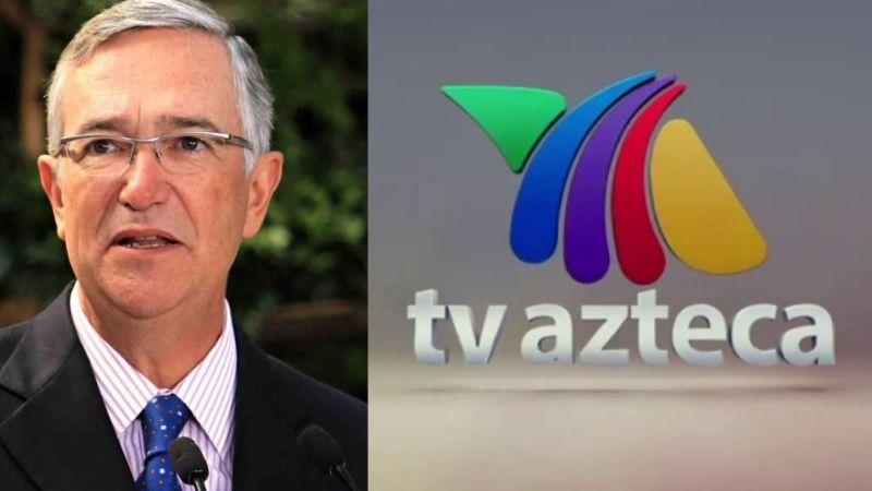 ¡Sin piedad! Actor de Televisa explota tras 'veto' de TV Azteca y Salinas Pliego lo humilla en Twitter