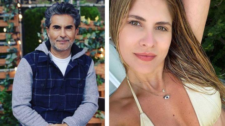 Sorpresa en Televisa: 'El Negro' Araiza presenta a su novia Margarita Vega; es actriz y 20 años menor
