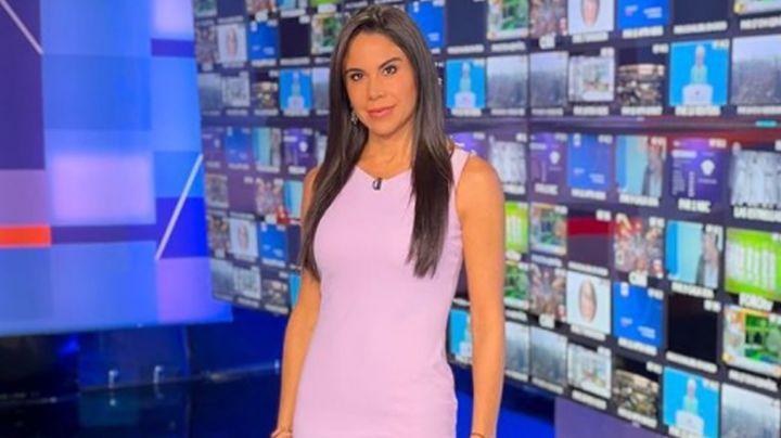 """Paola Rojas enloquece a todo Televisa al lucir coqueto vestido a sus 44 años: """"Estás guapísima"""""""