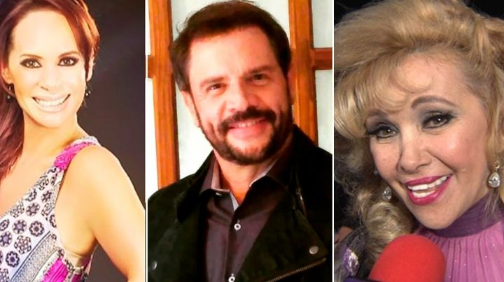 Actriz de Televisa estalla y amenaza con golpear a Ginny Hoffman por acusar a Héctor Parra de abuso