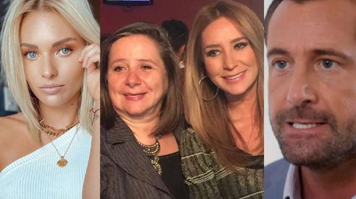 """¡Los destrozó! Madre de Geraldine Bazán 'hunde' a Gabriel Soto y asegura que Irina Baeva es """"malvada"""""""