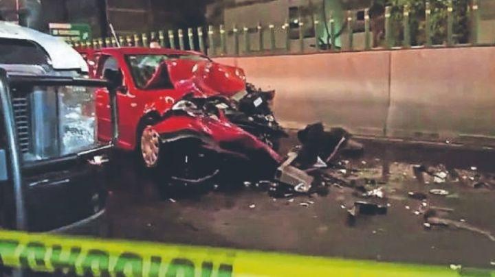 CDMX: Mujer muere prensada tras chocar con un camión de basura en Álvaro Obregón
