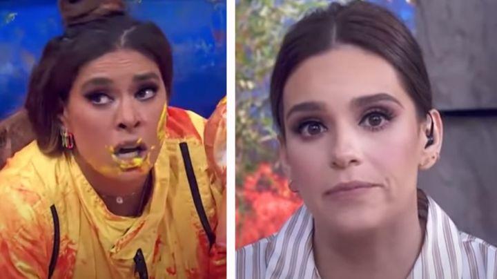 VIDEO: ¡Tensión en Televisa! Galilea Montijo explota en 'Hoy' tras dura pelea con Tania Rincón
