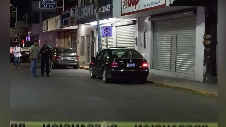 Sujetos armados asesinan a tiros a 'El Greñas', el encargado de una refaccionaria