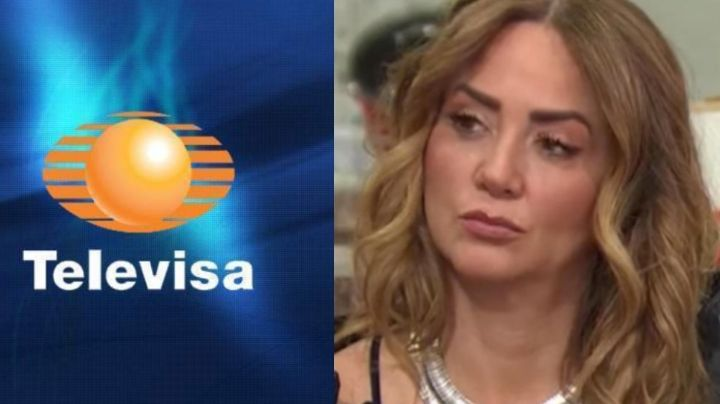 ¡Golpe a Andrea Legarreta! Televisa quita veto a conductor que 'corrió' de 'Hoy' y la acusó de infiel
