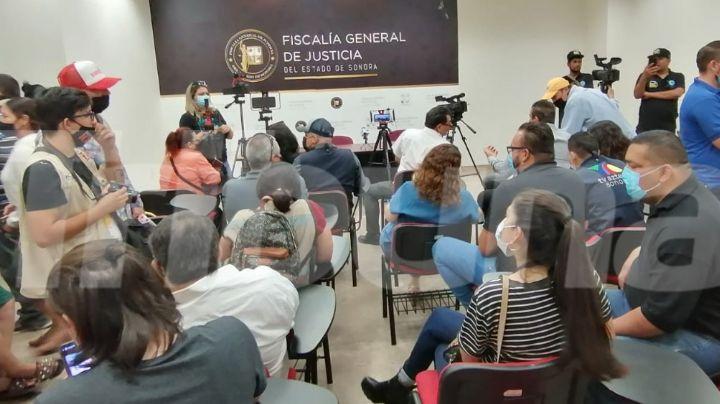 Gremio periodístico exige a Fiscalía de Sonora esclarecer asesinato de Ricardo López