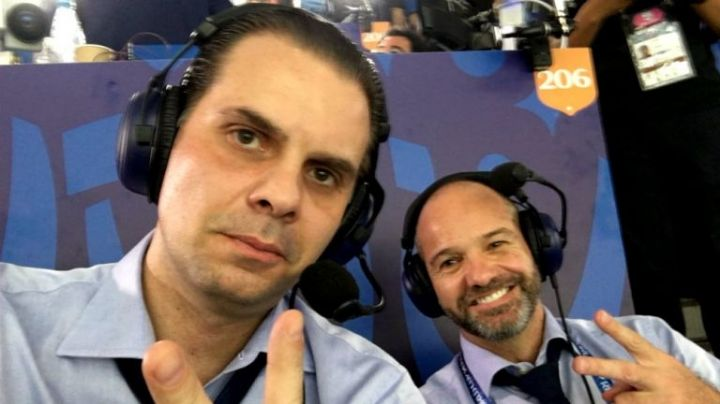 VIDEO: Televisa vs TV Azteca: Martinoli y García destrozan a reportero de TUDN