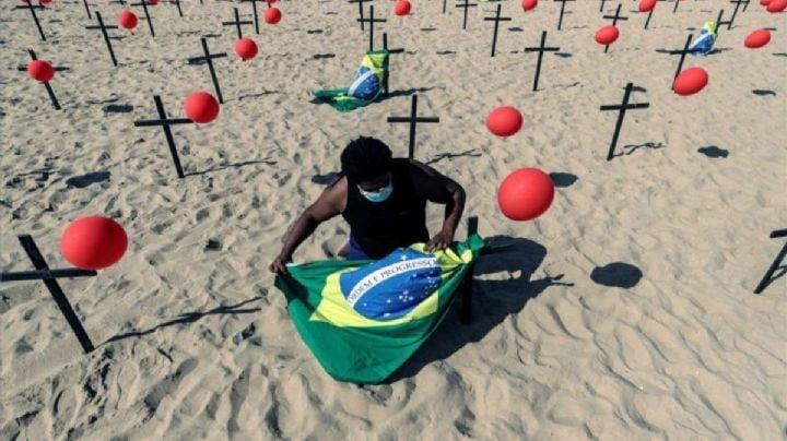 ¿Nueva esperanza? Brasil se prepara para el regreso a la normalidad pese a la variante Delta