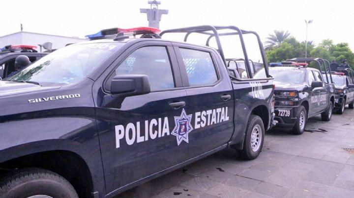 VIDEO: Policías de Tabasco golpean y patean a una mujer a bordo de patrulla