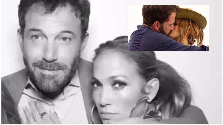 FOTO: Con apasionado beso, Jennifer Lopez celebra su cumpleaños junto a Ben Affleck