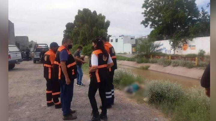 Encuentran el cuerpo de una hombre en estado de descomposición; flotaba en aguas del canal