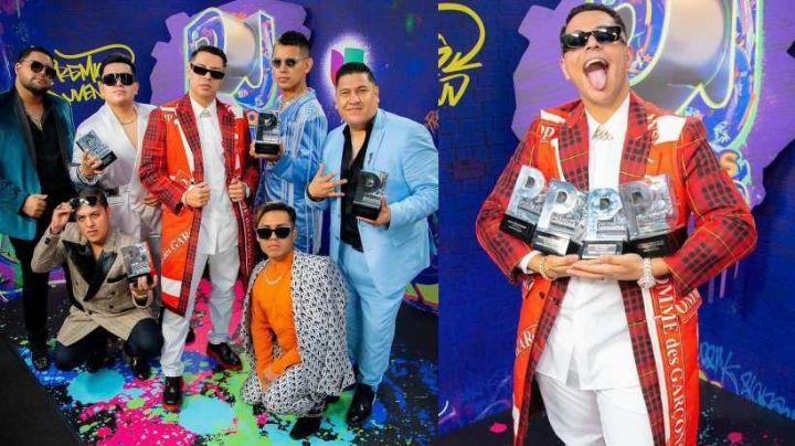 Tragedia en los Premios Juventud: Eduin Caz, vocalista de Grupo Firme, narra trágico accidente