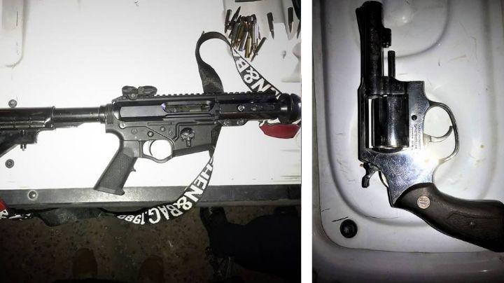 Caen cuatro presuntos sicarios en San Luis Río Colorado; habrían perpetrado ataque armado