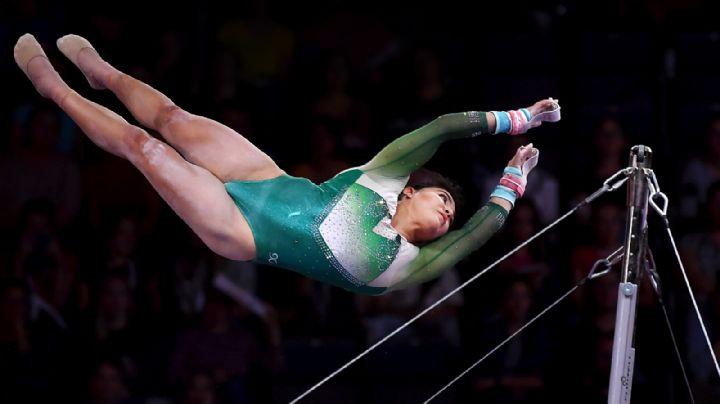 ¡Orgullo de México! Alexa Moreno avanza a la final de gimnasia en los Juegos Olímpicos Tokio 2020