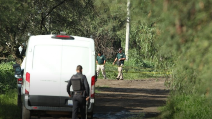 Cortado en pedazos y dentro de una caja, hallan cuerpo putrefacto en Guanajuato