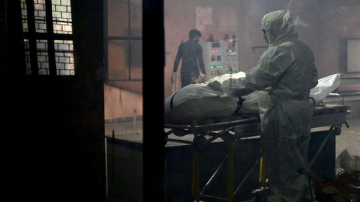 Una segunda epidemia mata a los sobrevivientes de Covid: los médicos extraen tejido y huesos podridos