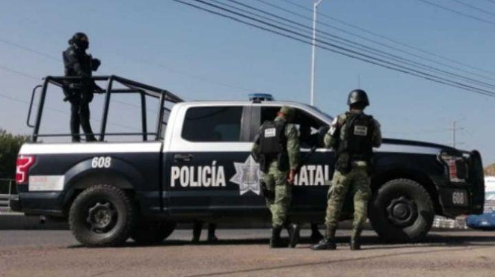 Terror en Zacatecas: Amanecen 4 cuerpos colgados de un árbol con narcomensaje