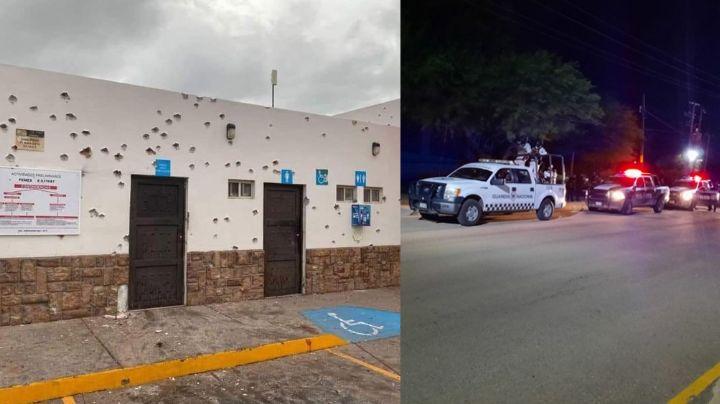 Terror en Sonora: Suspenden vacunación contra Covid-19 en Magdalena tras balaceras y enfrentamientos