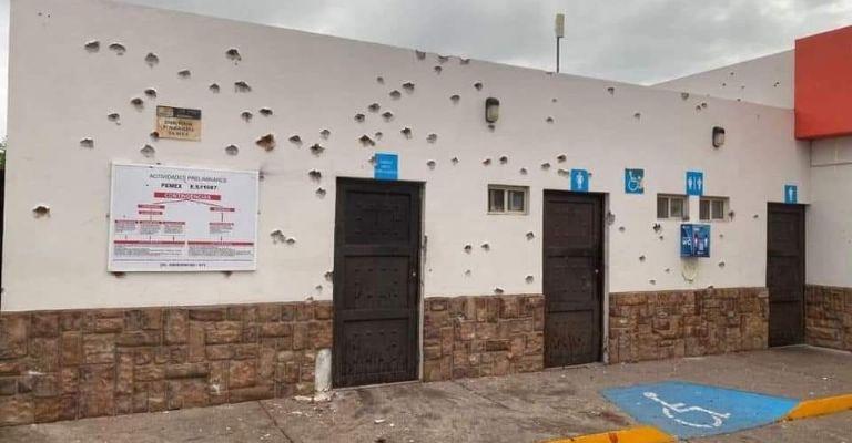 Filtran VIDEOS del enfrentamiento entre sicarios y autoridades en Magdalena;  reportan más balaceras | TRIBUNA