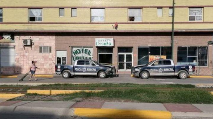 Asesinan a 3 hombres en distintos puntos de Chihuahua; uno falleció en un hotel