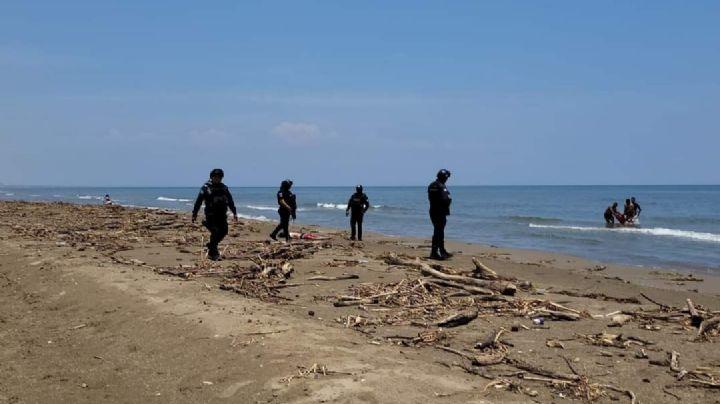 Vacaciones terminan en tragedia: Mueren ahogados 3; fueron a visitar el mar por primera vez