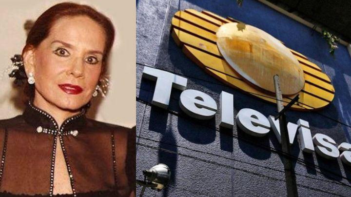 """Tragedia en Televisa: Confirman en 'Hoy' que famosa actriz """"está delicada"""" y revelan su último deseo"""