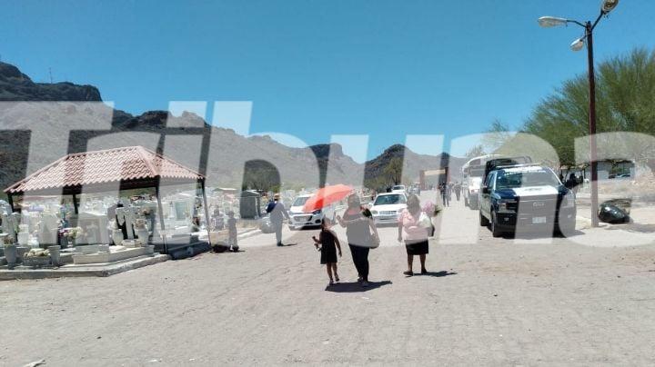 Panteón Héroes Civiles de Guaymas, al borde de la saturación por pocos espacios disponibles