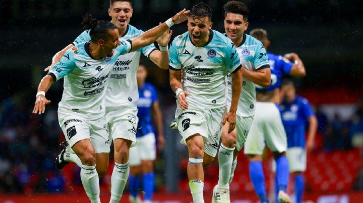 ¡Hace 'agua' el Cruz Azul! El Mazatlán FC le abolla la corona al campeón