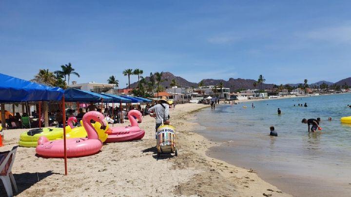 Playas de Guaymas serán cerradas junto con otras actividades no esenciales