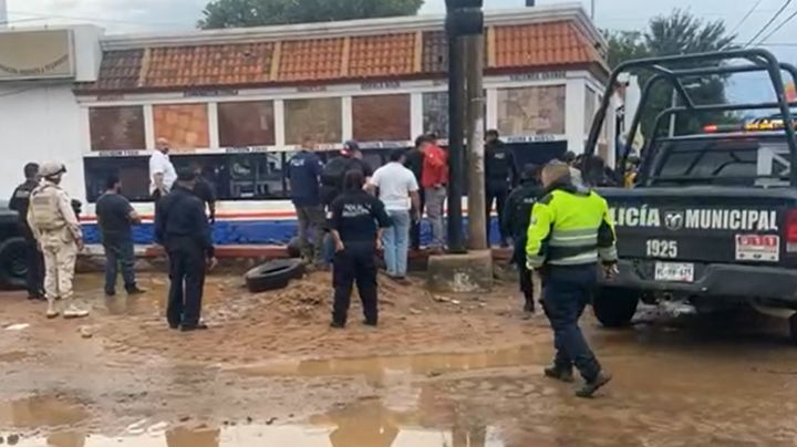 Tragedia en Nogales: Muere conductora de auto arrastrada por fuertes corrientes de agua