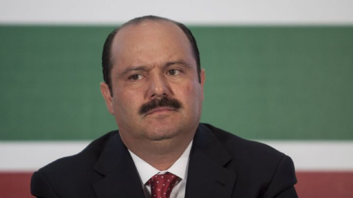 El exgobernador de Chihuahua, César Duarte, podría quedar libre gracias a un amparo