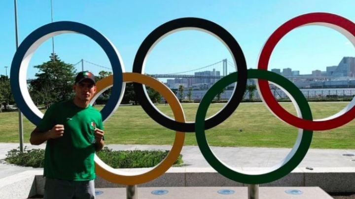 ¡Viva México! El boxeador Rogelio Romero va por presea en los Juegos Olímpicos Tokio 2020