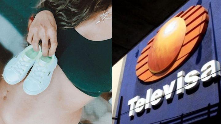 ¡Terror en Televisa! Exactriz de TV Azteca embarazada queda atrapada en fuerte balacera