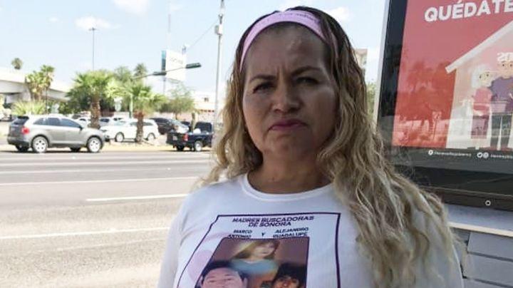 Ceci Patricia Flores, líder de Madres Buscadoras de Sonora, recibe nueva amenaza de muerte