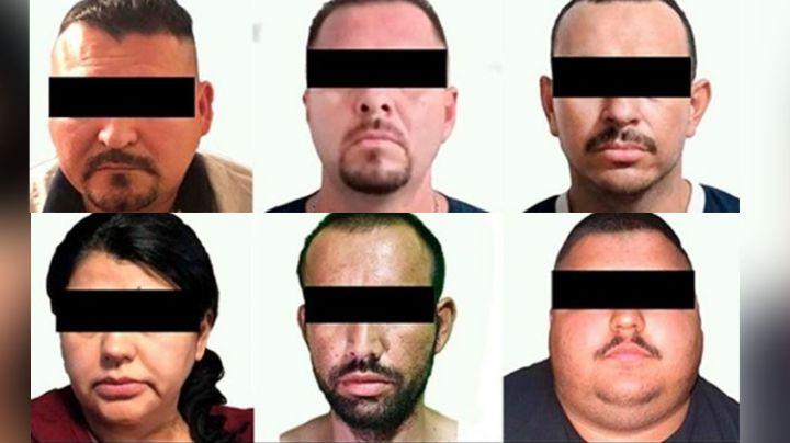 FGR aprehende a presuntos integrantes de Los Tamayo; se dedicaban al tráfico de personas