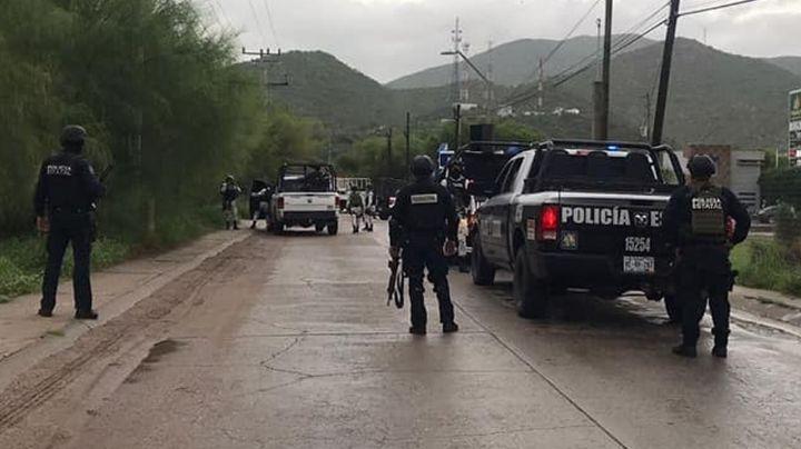 Dan prisión a nueve presuntos sicarios detenidos tras enfrentamiento en Magdalena de Kino