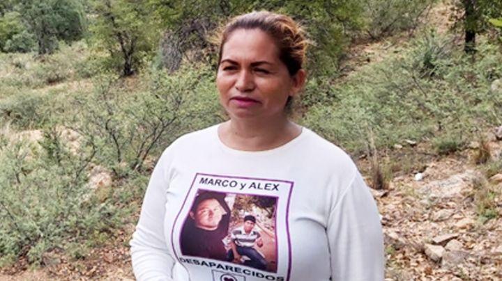 Confirman que amenaza a líder de Madres Buscadoras de Sonora fue un intento de extorsión