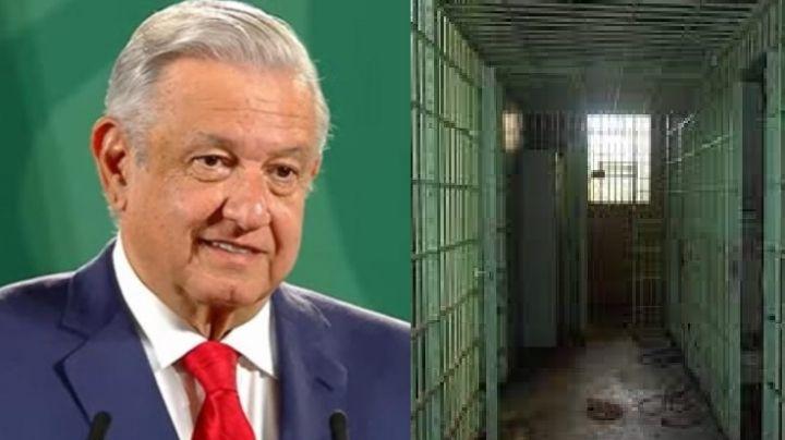 Así será el decreto de AMLO y la Segob para liberar presos; estos reclusos dejarán la cárcel