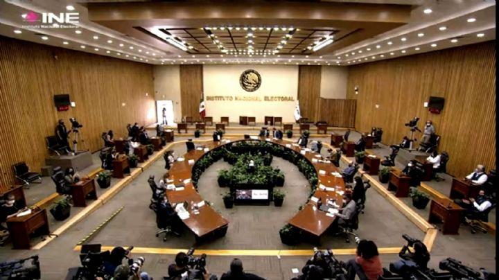 Multas del INE a partidos por irregularidades superan los mil mdp; Morena, el más sancionado