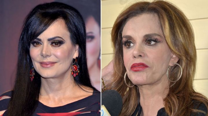 """Maribel Guardia habla del escándalo de Lucía Méndez y un maquillista en TV Azteca: """"Qué tristeza"""""""