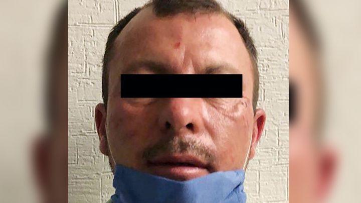 Cae 'El Andrew' en Sonora; está acusado de secuestro, robo y de herir de bala a mujer